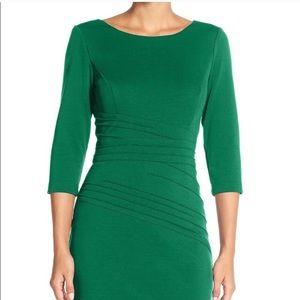 Ellen Tracy green dress size 2 fits as 4